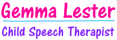 Gemma Lester Childrens Speech Therapist